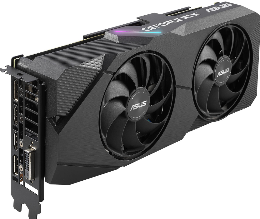 ASUS GeForce RTX 2070 Super Overclocked