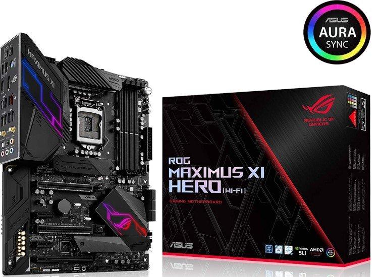 ASUS-ROG-Maximus-XI-Hero-(Wi-Fi)