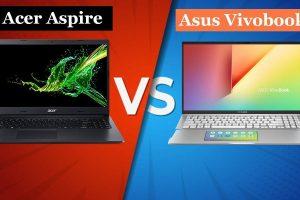 Acer Aspire vs Asus Vivobook