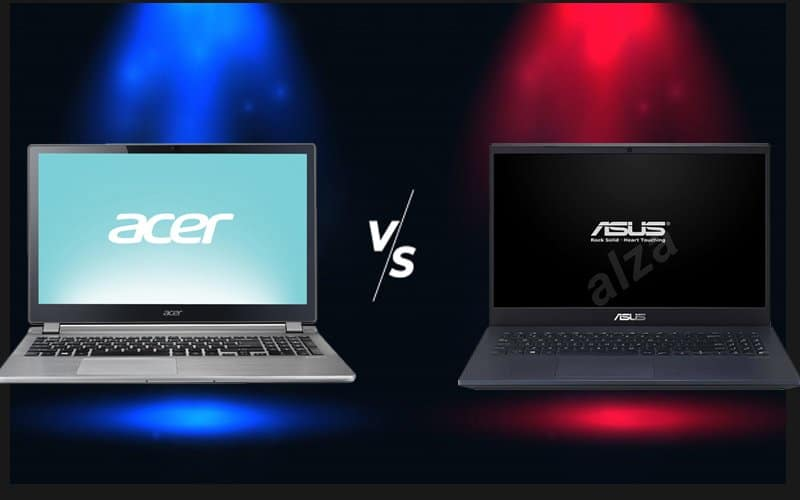 Acer Laptop vs Asus Laptop
