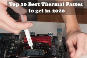 best thermal paste 2021