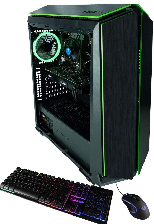 CUK Mantis Custom Gaming PC
