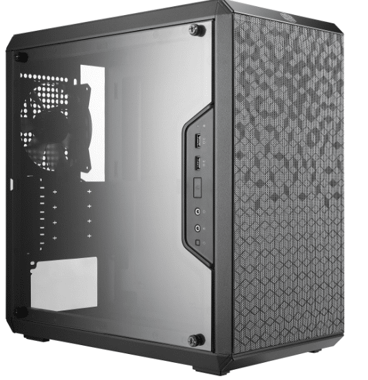 Cooler Master MasterBox Q300L Micro-ATX Case