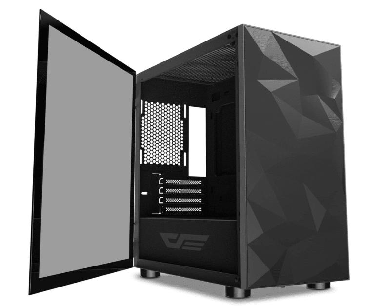 DarkFlash Micro ATX Computer Case