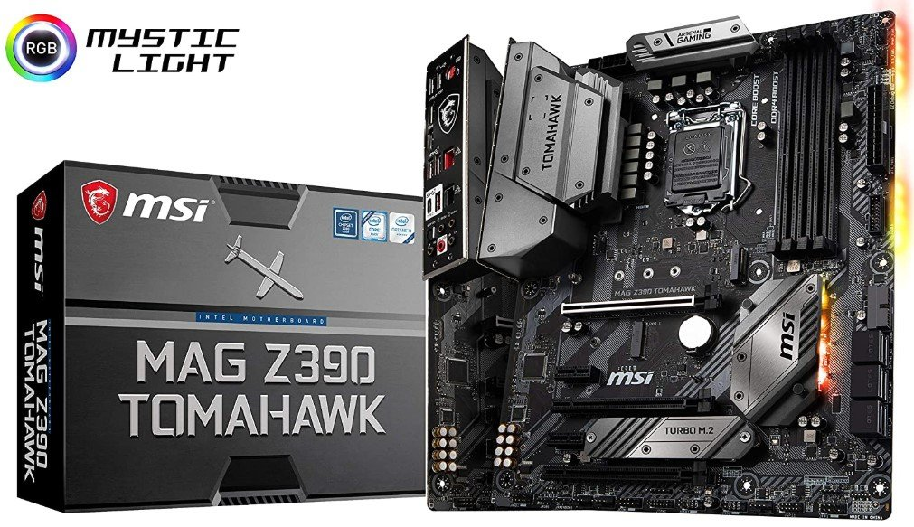 MSI-MAG-Z390-Tomahawk