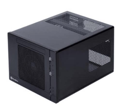 Silverstone Tek SG05B-USB3.0 Plastic Case