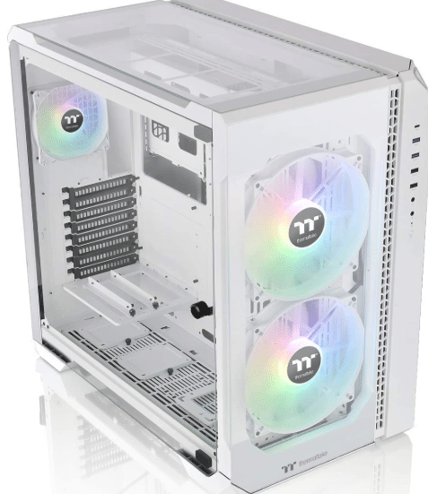 Thermaltake View 51 Snow Motherboard