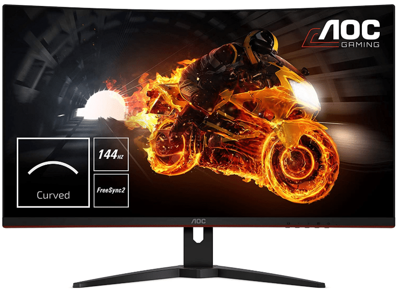 "AOC CQ32G1 31.5"" Curved Frameless Gaming Monitor"