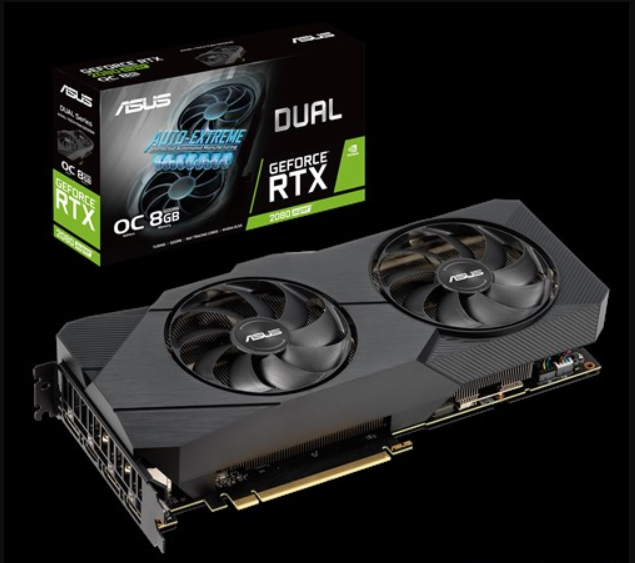 ASUS Dual-Fan EVO RTX 2080 Super