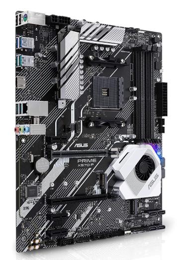 ASUS-Prime-X570-P-Ryzen-Motherboard