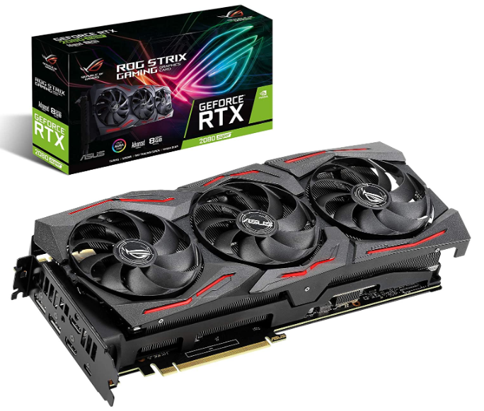 ASUS ROG Strix RTX 2080 Super Gaming Advanced