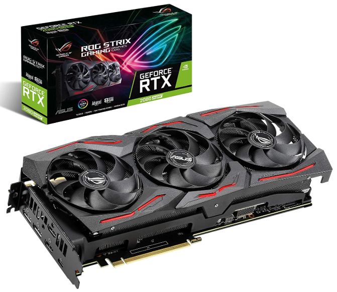 ASUS ROG Strix RTX 2080 Super Gaming