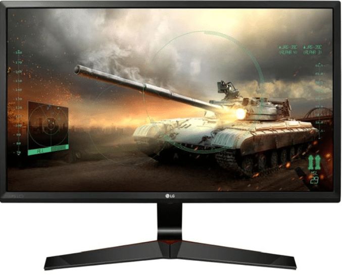 LG 27MP59G-P gaming monitor