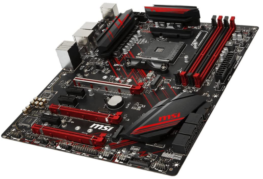 MSI-Performance-Gaming-AMD-X470-Ryzen-Motherboard