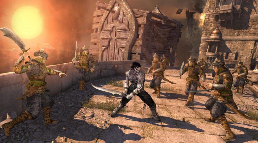 Prince of Persia: The Forgotten Sands (2010)