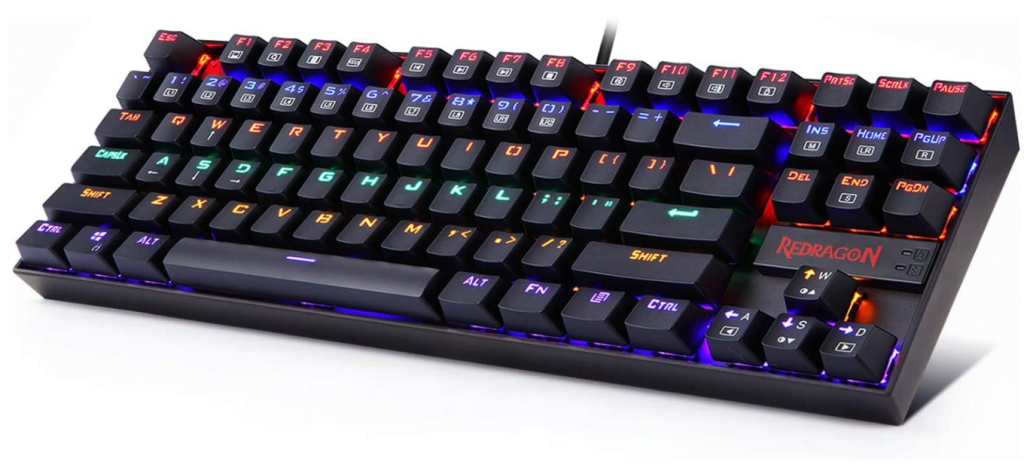 Redragon K552 60% Mechanical Gaming keyboard
