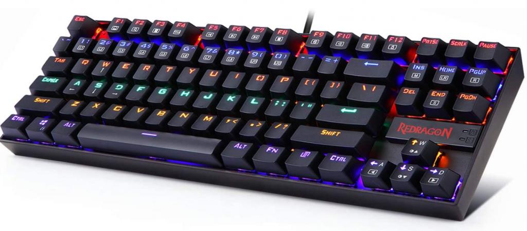 Redragon K552 Mechanical Gaming Keyboard