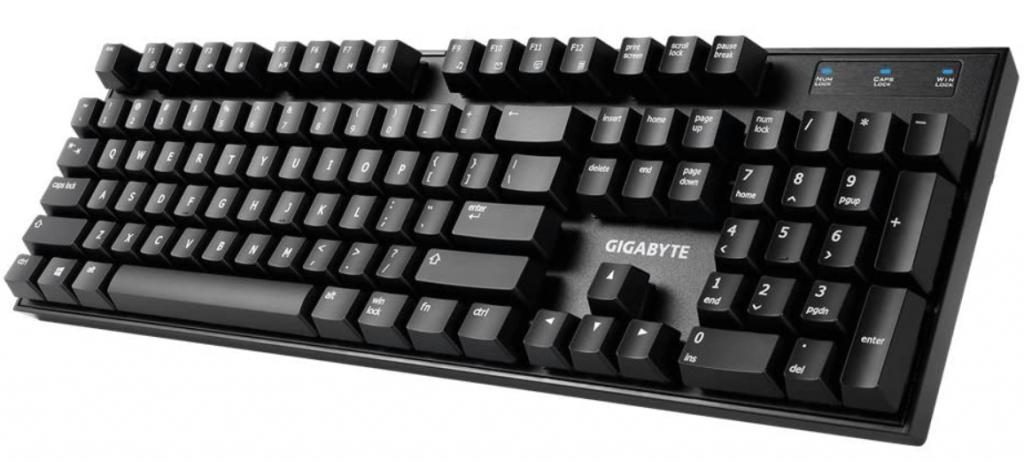 GIGABYTE Mechanical Cherry Red Keyboard