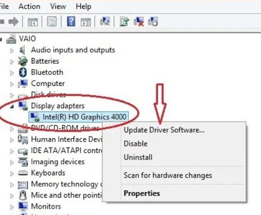 gpu Driver update