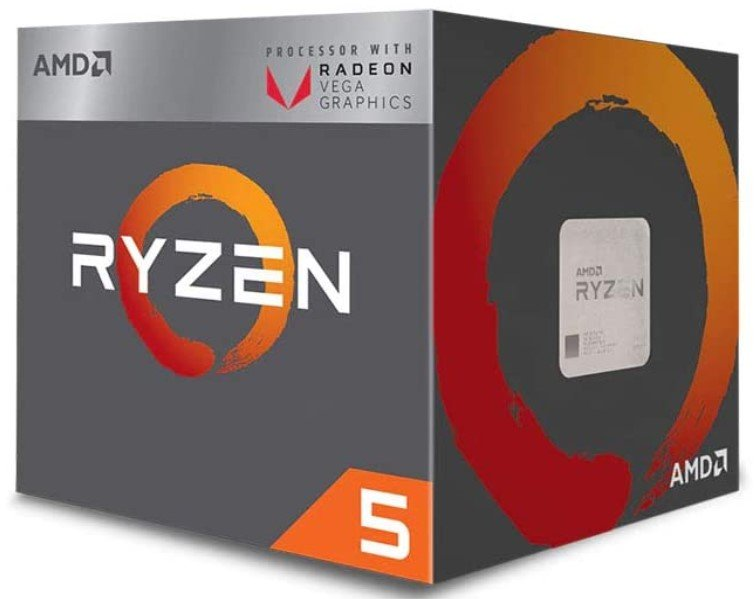 AMD Ryzen 5 3400G cpu