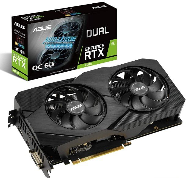 ASUS-GeForce-RTX-2060-Overclocked-Evo