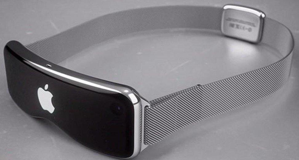 Apple's 8K VR/AR Headset