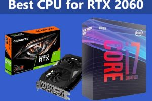 CPU for RTX 2060