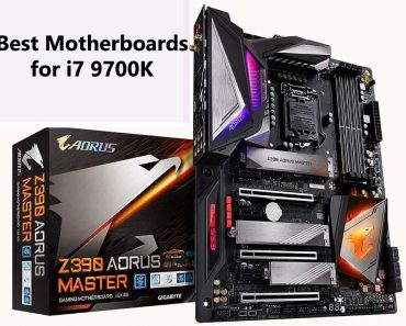 best motherboard for core i7 9700k