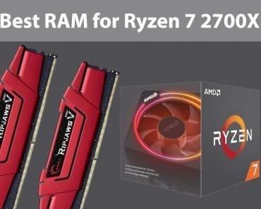 Best RAM for Ryzen 7 2700X