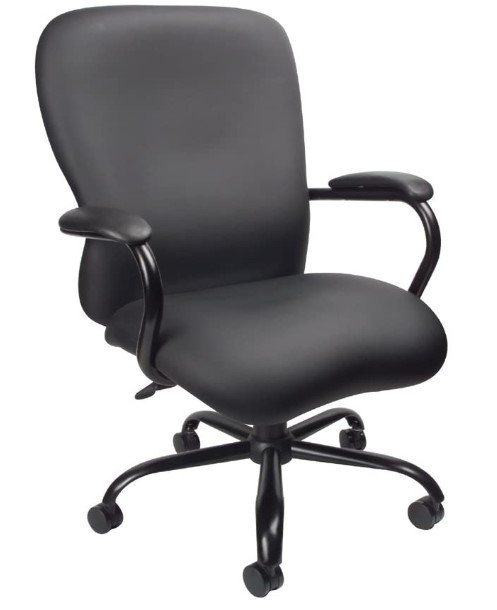 Boss-Office-Products-Heavy-Duty-CaressoftPlus-Chair