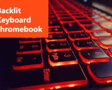 best Chromebook with Backlit Keyboard