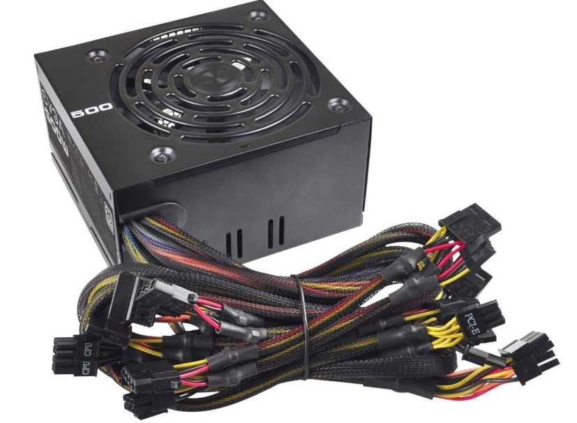EVGA-500W-80PLUS-Power-Supply