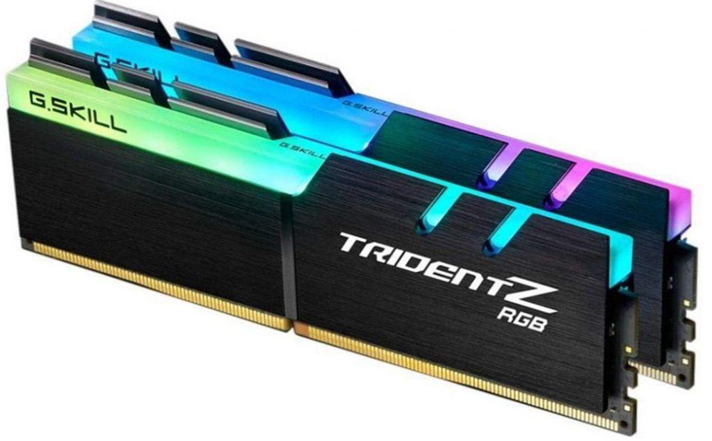 G. SKILL Trident Z RGB Series