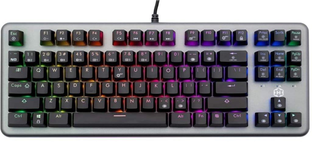 Hex gears NOVA keyboard
