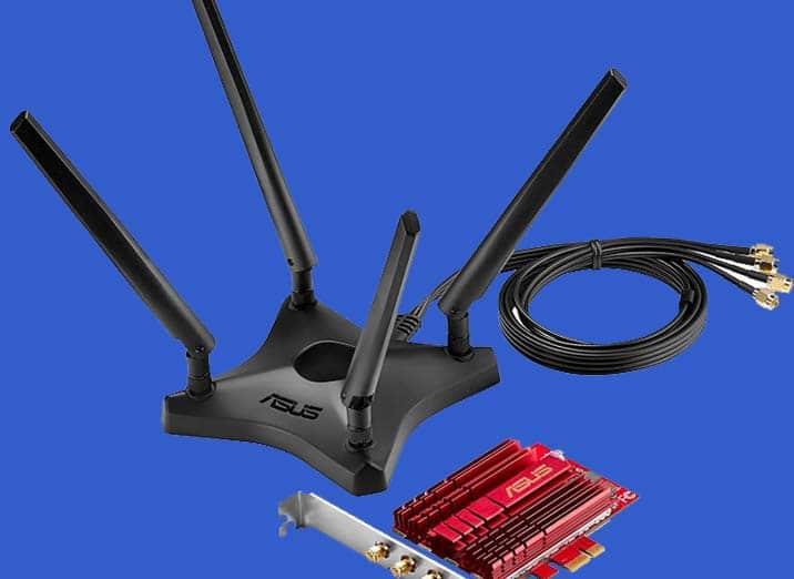 Best PCIe Wi-Fi Card