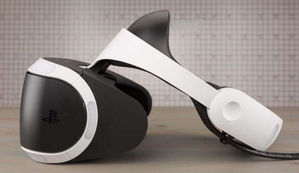 PlayStation VR 2 headset
