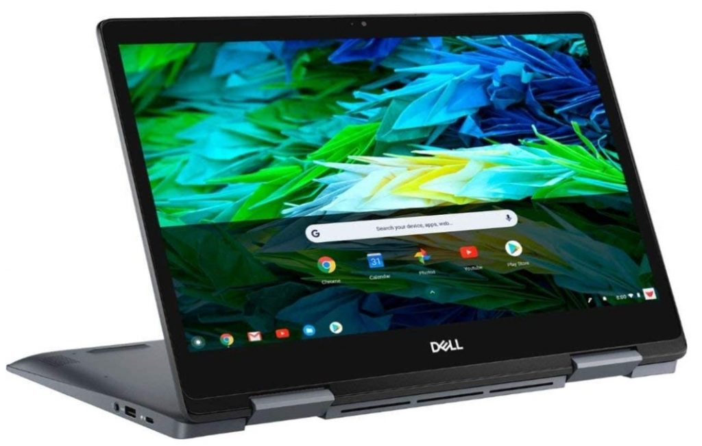 Dell Inspiron Chromebook 2-in-1 with Backlit Keyboard