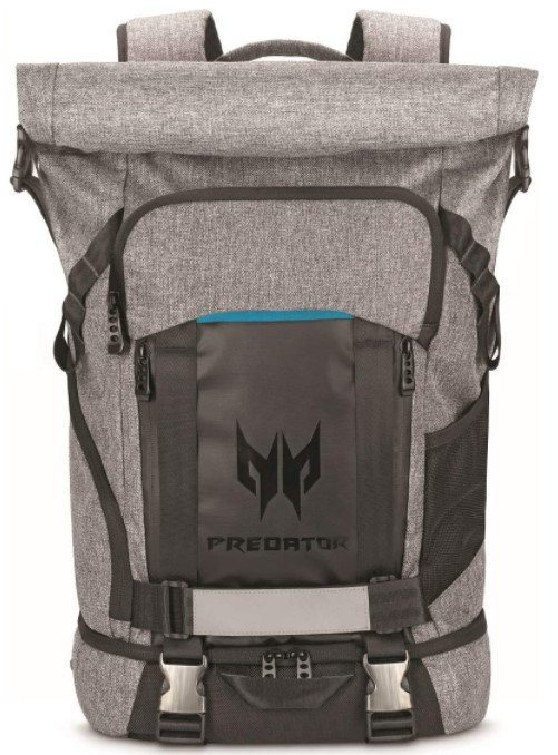 Acer-Predator-Rolltop-gaming-backpack