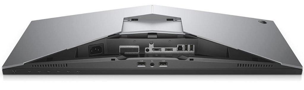 Alienware AW2518H design