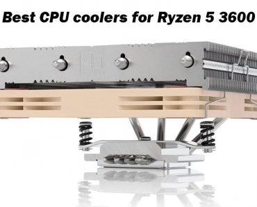Best CPU coolers for Ryzen 5 3600