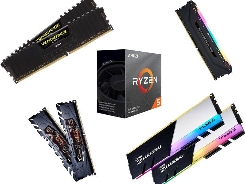Best RAM for AMD Ryzen 5 3600