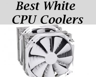 Best White CPU Cooler