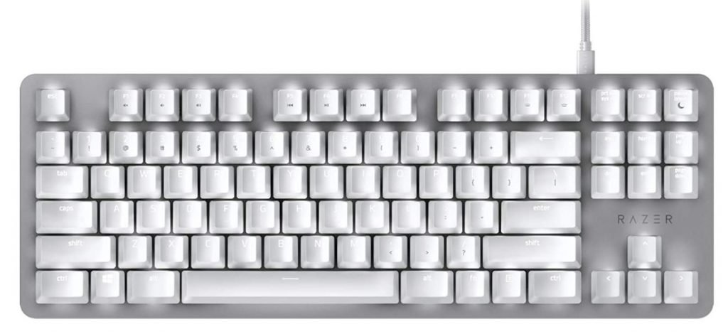 BlackWidow Lite TKL mechanical keyboard