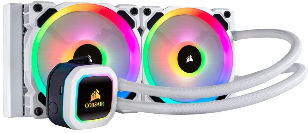Corsair Hydro Series H100i RGB Platinum SE White