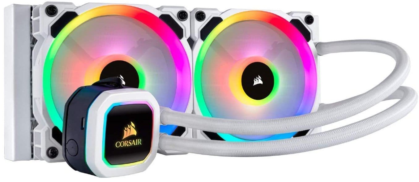 Corsair-Hydro-Series-H100i-RGB-Platinum-SE-White