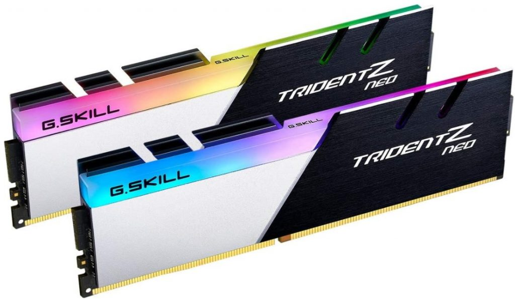 G. SKILL Trident Z Neo (Ram For AMD Ryzen)