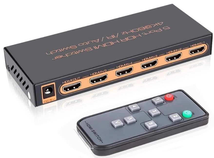 ROOFULL RFH2S51 HDMI switch