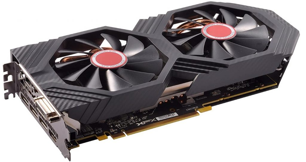 XFX Radeon RX 580 GTS