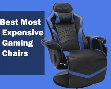 best most expensive gaming chairs