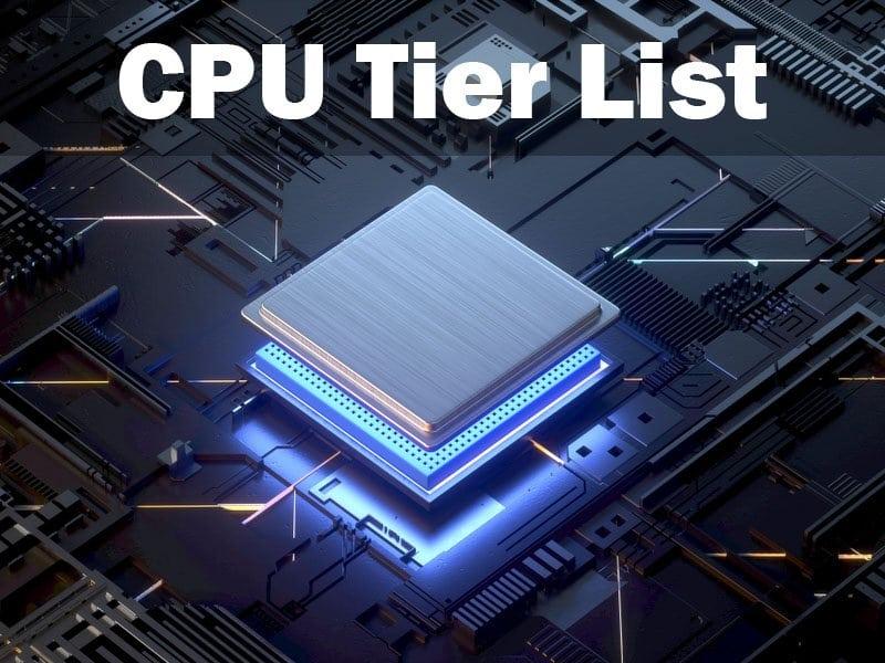 cpu tier list